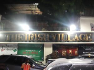 Irish Village front