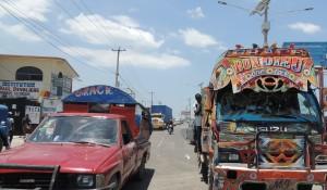 Haiti Tap-tap Taxi
