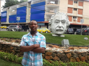 Eienstein Statue
