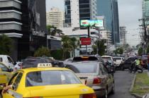 taxi in Panama