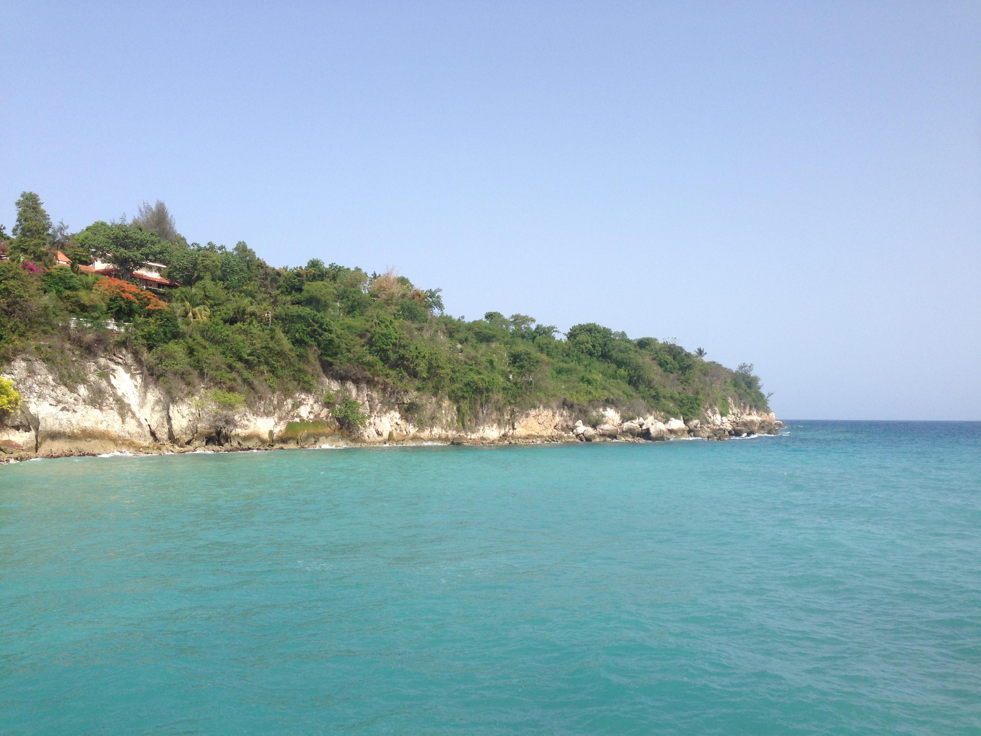 La Saline beach in Jacmel Haiti